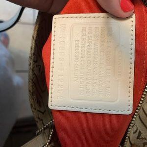 EUC Authentic Coach purse